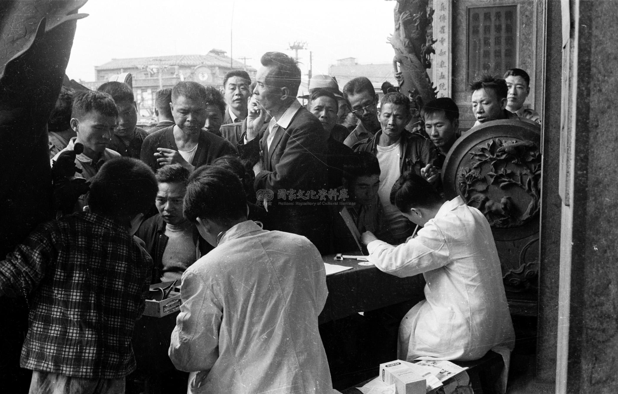 中國國民黨台北市黨部第四次聯合服務