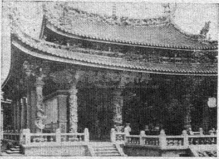 龍山寺(市內龍山町にありなす)